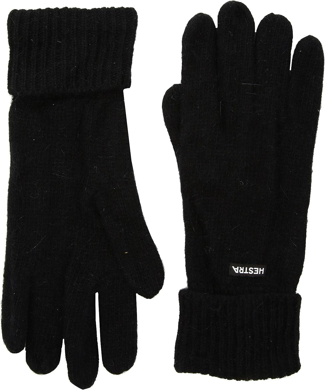 Hestra Unisex Narvik Wool Terry Mitts /& Knit Cap Bundle