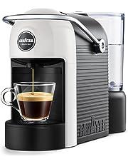 Lavazza Jolie Machine à café à capsules 0,6l Blanc 1tasse Semi-automatique Matériau ABS Noir