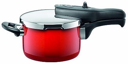 Silit Silargan Japanese Regular Article Pressure Cooker Shikomachikku T Plus 25l Energy Red