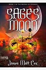 Sage's Moon (Moons of Epigaea Book 1) Kindle Edition