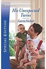His Unexpected Twins (Small-Town Sweethearts Book 3) Kindle Edition