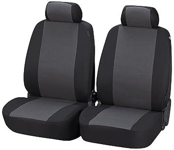 Walser Car Seat Cover, Black/Grey: Amazon.co.uk: Car & Motorbike