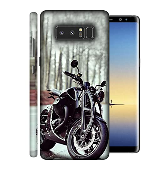 99Sublimation Designer Back Case Cover for Samsung Galaxy Note 8 Stomach Mobile Accessories
