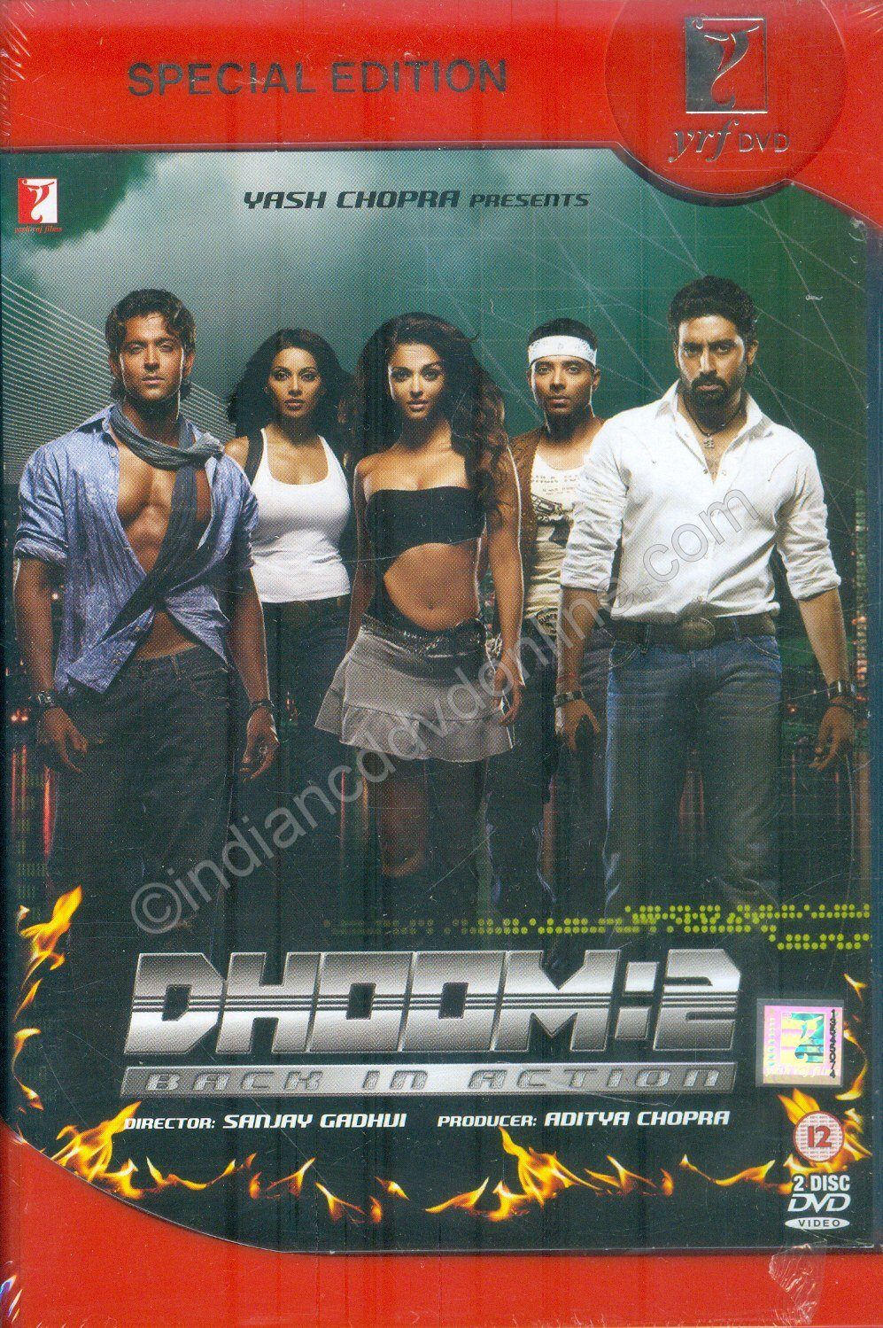 Amazonin Buy Dhoom 2 DVD Blu Ray Online At Best Prices In India
