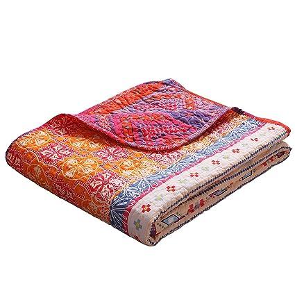 Amazoncom Exclusivo Mezcla Luxury Reversible 100 Cotton