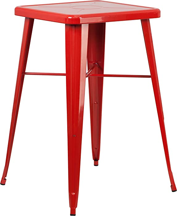 The Best Flash Furniture Square Table 24