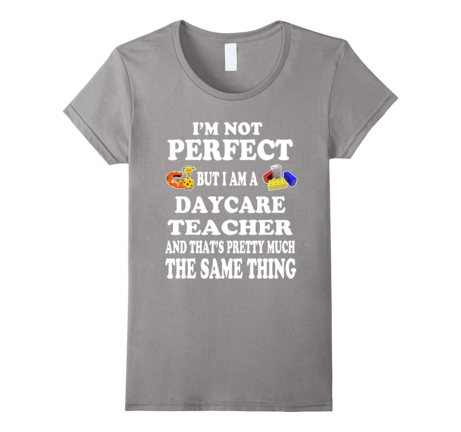 Daycare Teacher T Shirt Gift Idea Early Childcare Education