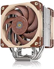 Noctua NH-U12A, Premium 120mm CPU Cooler with High-Performance Quiet NF-A12x25 PWM Fans (Brown)