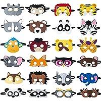 TEEHOME Felt Masks Animal Masks