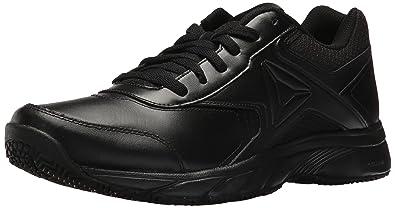 Reebok Men s Work N Cushion 3.0 Walking Shoe Black 6.5 M US 601eab807
