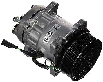 Nissens 89470 Compresor para Aire Acondicionado