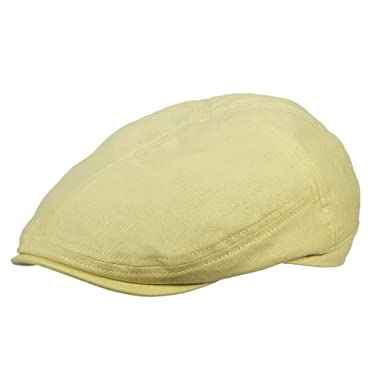 a72a143b021 Stetson Linen Fashion IVY Cap at Amazon Men s Clothing store
