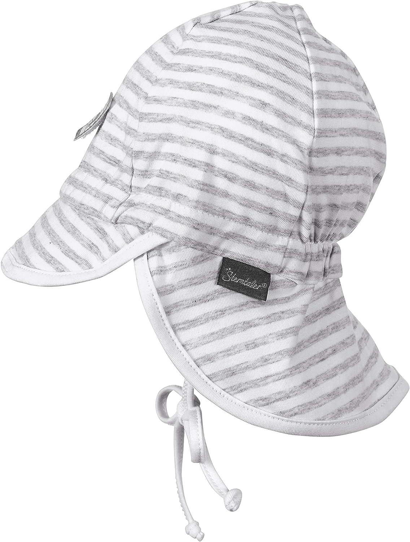 Sterntaler Baby-Jungen Flapper Kappe