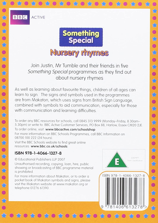 Something special nursery rhymes dvd amazon dvd blu ray biocorpaavc Choice Image