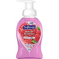 Softsoap Foaming Hand Soap, Radiant Raspberry, 258 mL