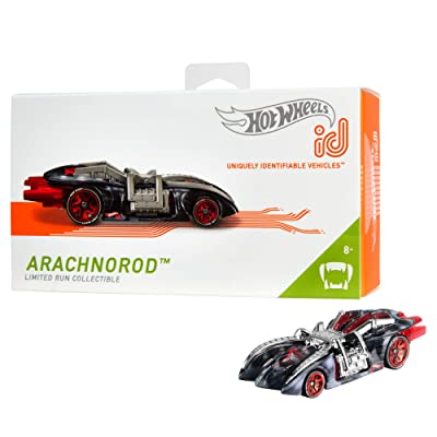 Hot Wheels id Arachnorod {Street Beasts}: Toys & Games