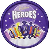 Cadbury Heroes Chocolate Tub, 675gram