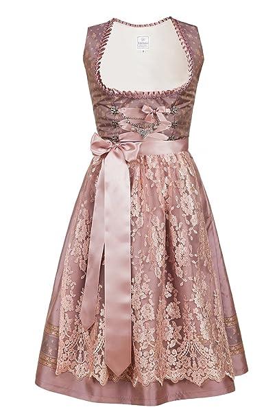 6cd1ed89176b27 Bavarian Women's Designer Midi Dirndl Madeleine Dress 2-Pieces + Apron