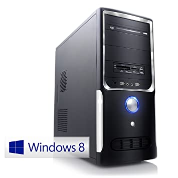 Csl Office Pc Sprint 5231w8 Inkl Windows 81 Amd 2x Amazonde