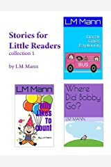Stories for Little Readers: Collection 1 Kindle Edition