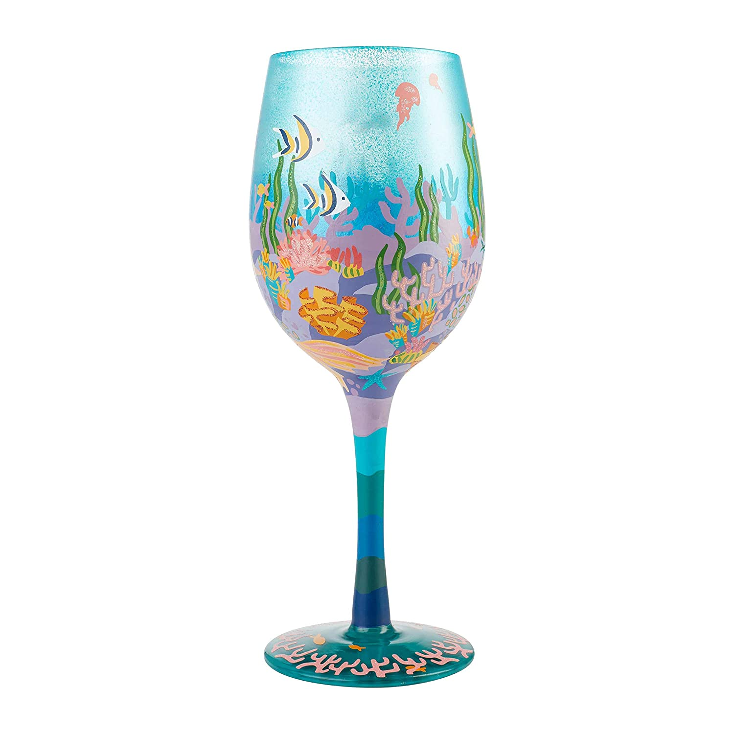 Lolita Miss Mermaid Wine Glass Copa Modelo Sirenita