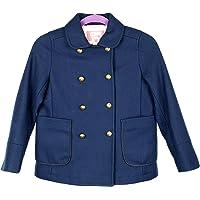 J Crew Crewcuts Girls' Peacoat Style# 02886 Navy Size 10