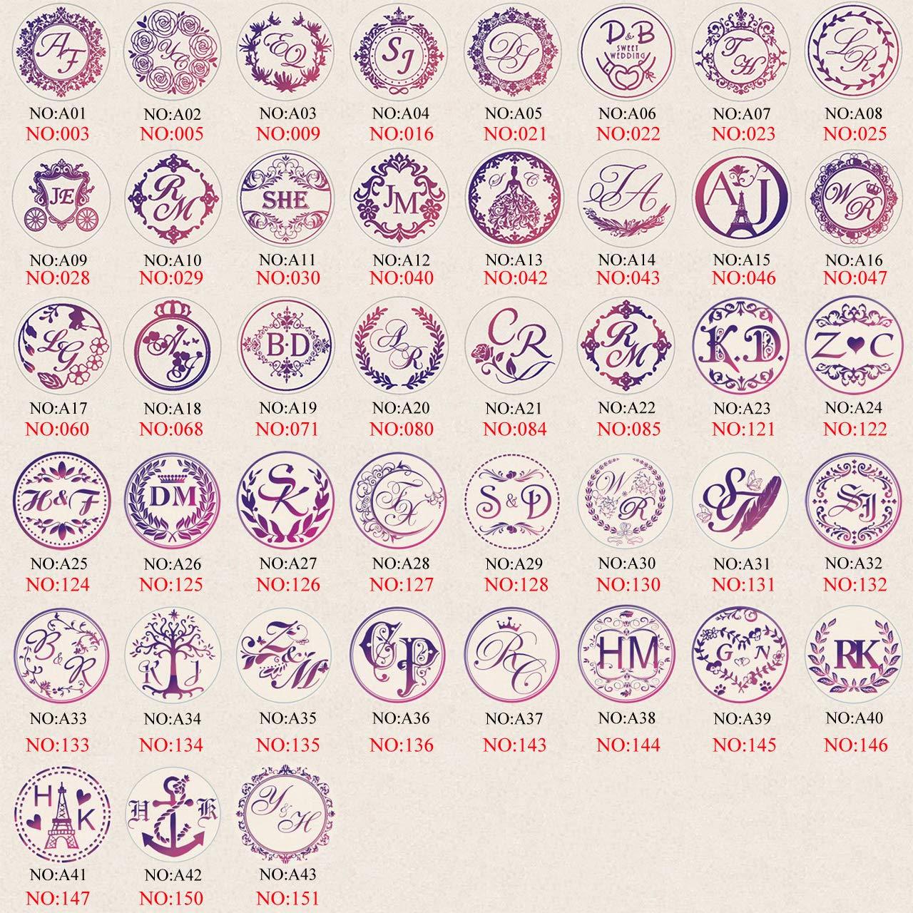 timbro con manico in legno ottone rame personalizzato lettera designo alfabeto Mogokoyo sigillo timbro personalizzabile in stile retro vintage cliente incisione specifico alfabeto