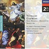 Vivaldi: Glorias RV588, 589, Dixit Dominus, Magnificat, Beatus Vir