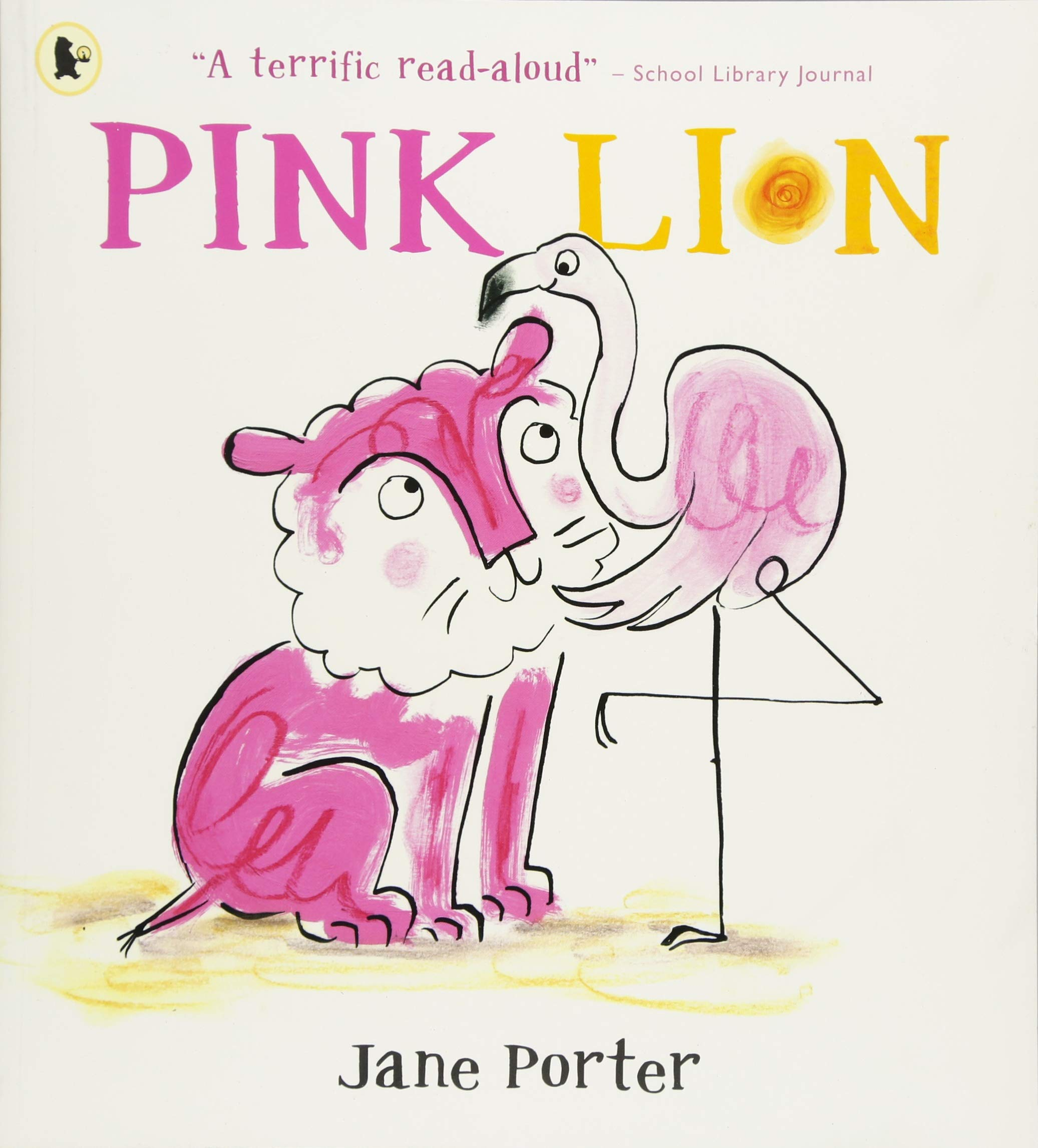 Pink Lion ebook