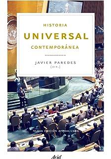 HISTORIA DE ESPAÑA CONTEMPORANEA: Amazon.es: DE PAREDES,JAVEIR: Libros