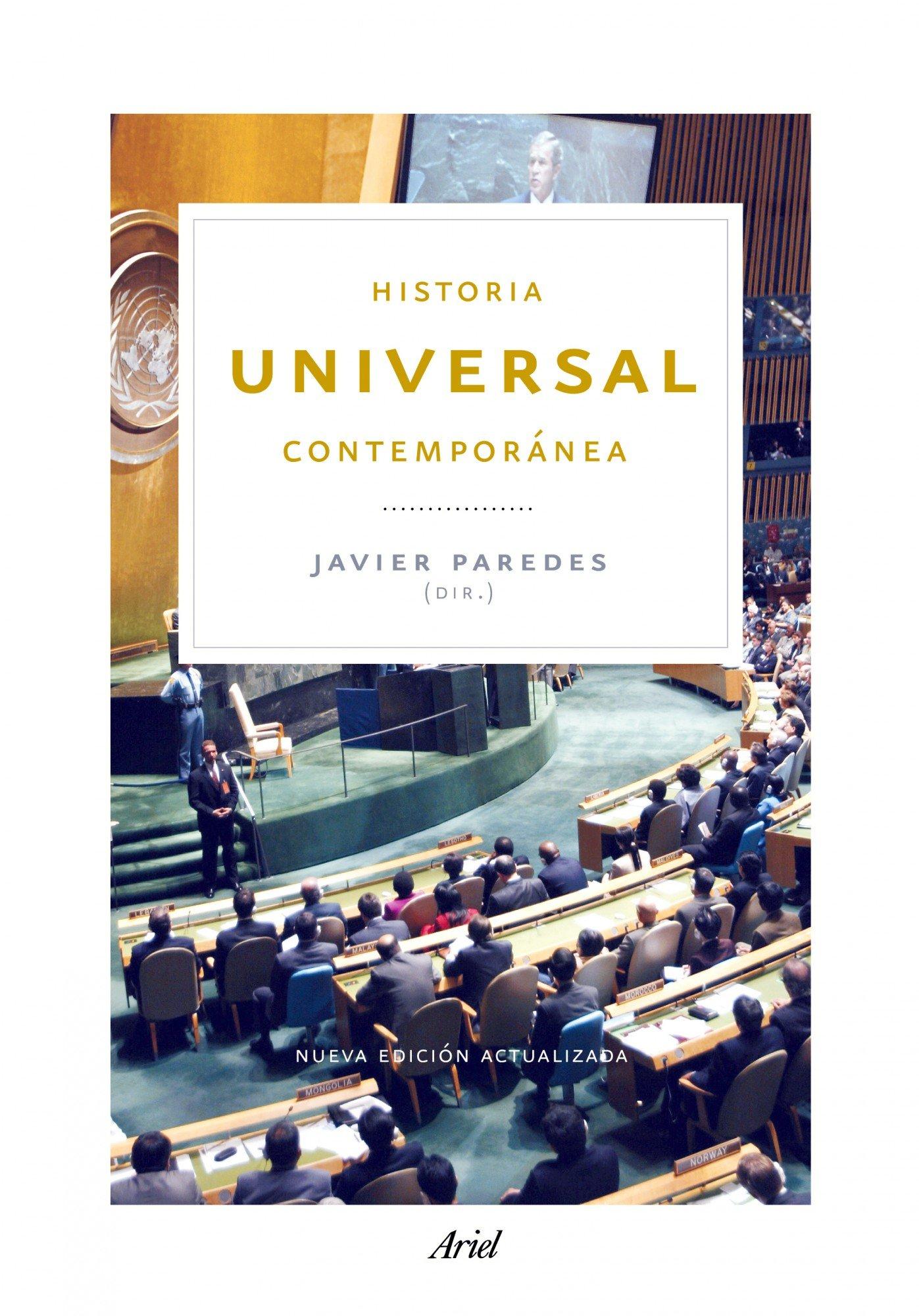 Historia universal contemporánea: Nueva edición actualizada Ariel ...
