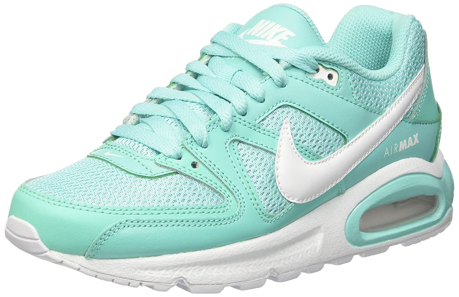 NIKE Air Air NIKE Max ComHommesd GS , Chaussures de Gymnastique Fille, Bianco ddfcf0