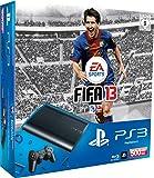PlayStation 3 - Konsole Super Slim 500 GB (inkl. DualShock 3 Wireless Controller + FIFA 13)