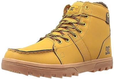 DC Men s Woodland Winter Boot Wheat/Turkish Coffee 6 D(M) US