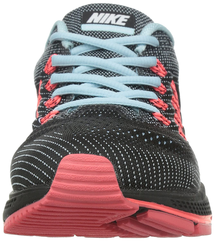 brand new 3fda3 ea43d Nike Air Zoom Vomero 10 Running Shoe - Womens Ice Black Hot Lava White, 6.  0  Amazon.in  Shoes   Handbags