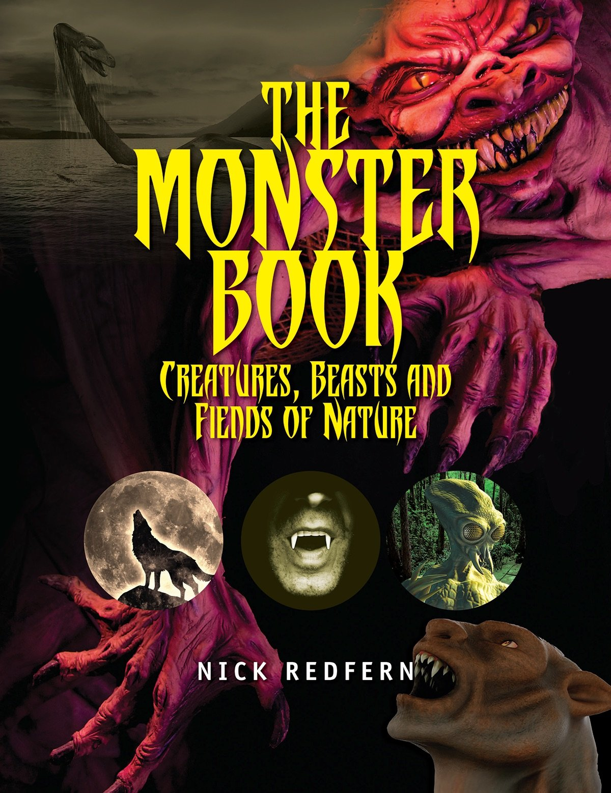 Amazon com: The Monster Book: Creatures, Beasts and Fiends of Nature