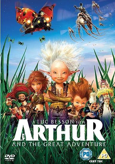 Amazon com: Arthur And The Great Adventure [DVD]: Movies & TV