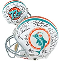 $1599 » 1972 Miami Dolphins 40th Anniversary Edition Autographed Pro-Line Riddell Authentic Helmet - Fanatics Authentic Certified