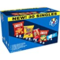 30-Pack Cheez-It Original and White Cheddar Cheese Crackers