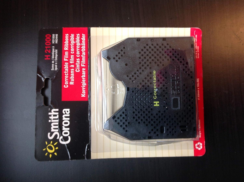 SMITH CORONA SL-600 ELECTRONIC//ELECTRIC *CORRECTABLE RIBBON+LIFT OFF TAPE COMBO