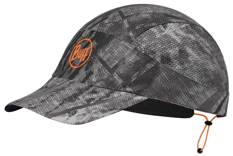 Buff Pack Run Cap + UP Ultrapower Tissu Tubulaire | Bonnet avec visière | Pliable | Odeur résistant | Protection UV, Helix Ocean - 115179.737.10.00