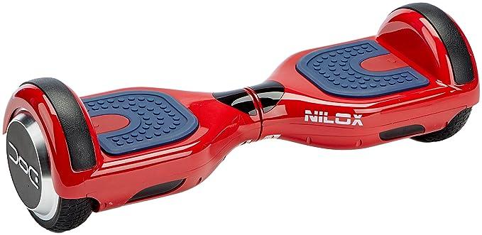 Nilox Hoverboard Doc Plus con Bluetooth y Certificación UL ...