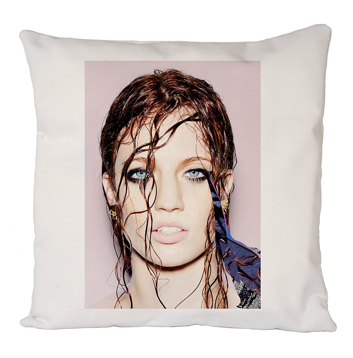 Jess Glynne Poster, Pillow Case, Cushion Cover, Home Sofa Décor Uk print king