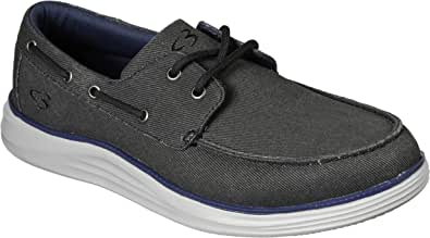 Concept 3 by Skechers Men's Zullert Canvas Slip-on Sneaker