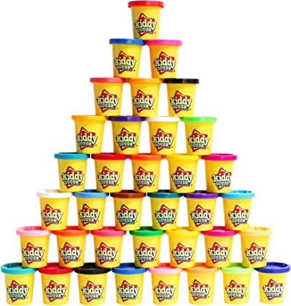 New Play Doh 36 Can Of Mega Dough Kids Children Gift Pack Set Modeling Clay Lot