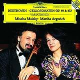 Beethoven-Son. Cello Pf-Maisky