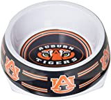 Sporty K9 Collegiate Auburn Tigers Pet Bowl, Large