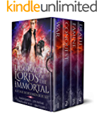 Disgraced Lords of the Immortal: A Four Horsemen Steamy Paranormal Romance Box Set