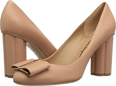 61a7a2243836c Amazon.com  Salvatore Ferragamo Women s Capua 85  Shoes