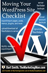 Moving Your WordPress Website Checklist Kindle Edition